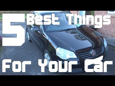 5 Must Have Items In Your Car