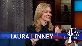 laura Linney interview