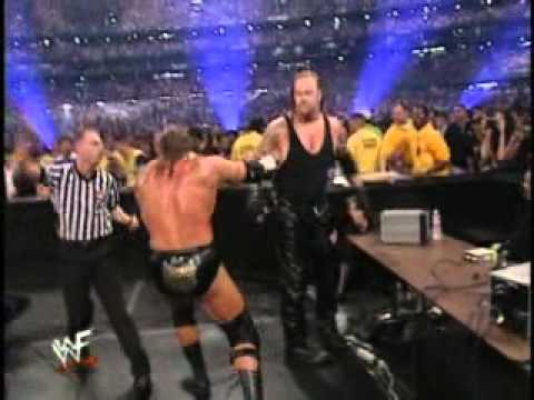 Undertaker vs HHH - Wrestlemania 17 1/2