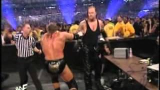 Undertaker vs HHH - Wrestlemania 17 1/2