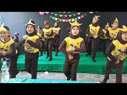 Perform Anak2 4b Tari Meumere Dlm Perpisahan Mahasiswa Plp UGJ