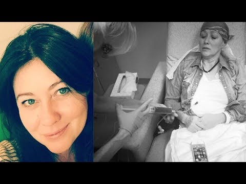 Shannen Doherty's Brutally Honest Photos  The Heartbreaking Truth About Living With Cancer