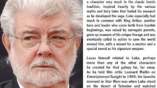 George Lucas Reveals His Favourite Scene in All of Star Wars