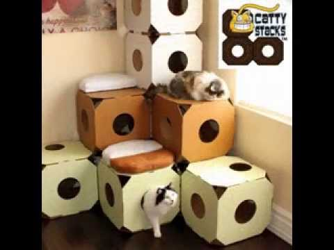 Easy diy cat house projects ideas youtube easy diy cat house projects ideas solutioingenieria Gallery