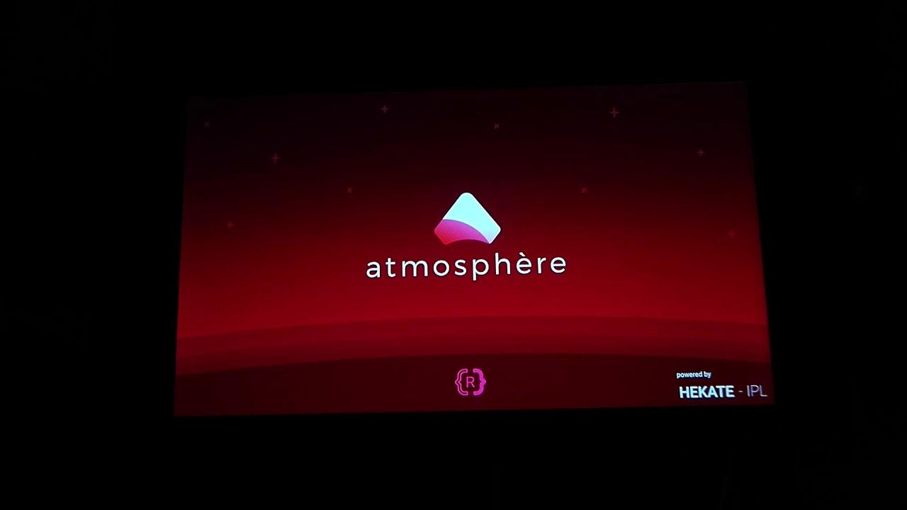 hekate - CTCaer mod v3 0 auto boots Atmosphère w/Exosphère