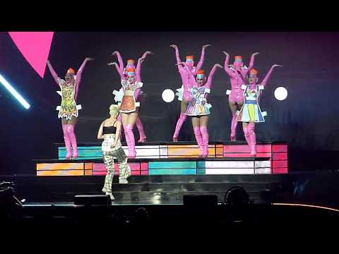 Katy Perry - California Gurls - Liverpool Echo Arena - June 21st 2018