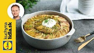 Zapekané zemiaky s kyslou kapustou 🍴  | Marcel Ihnačák | Kuchyňa Lidla