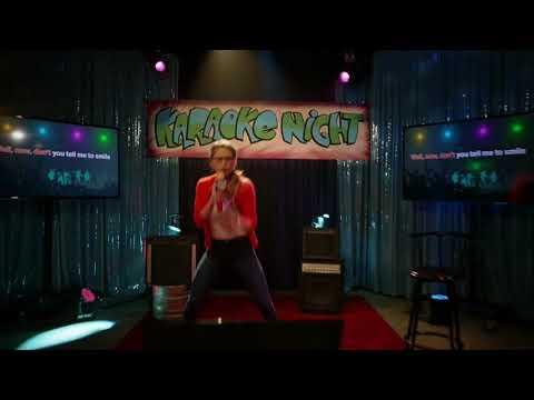 Supergirl - Kara's Rap In Karaoke Night