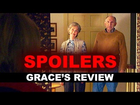 The Visit Movie Review - SPOILERS, Twist Ending : Beyond The Trailer