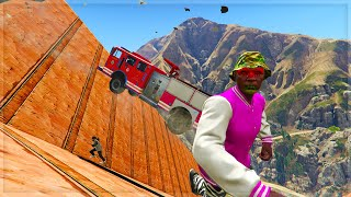 everything is falling gta 5 online funny moments