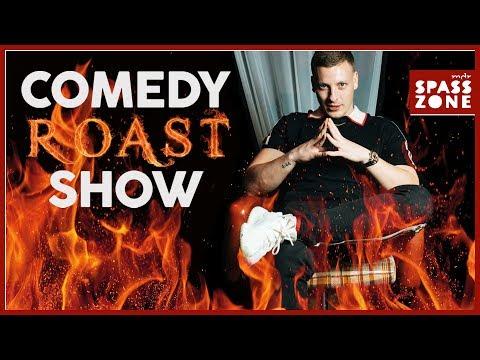 Comedy Roast Show auf Felix Lobrecht (2/2)   SPASSZONE