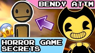 2 Bendy and the Ink Machine Secrets: Hidden Room and Tape 😱