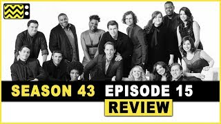 Saturday Night Live - Sterling K. Brown; James Bay Review & Reaction | AfterBuzz TV