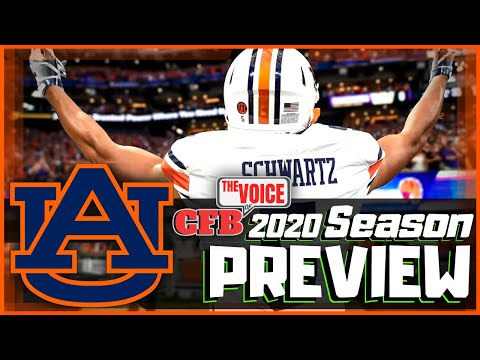 Auburn Tigers 2020 Preview