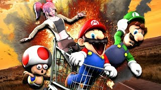 SMG4: The Mario Channel - Mario's Jackass