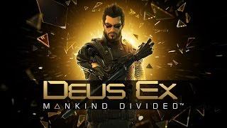 DEUS EX MANKIND DIVIDED - Gameplay do Início, em Português PT-BR (PC 1080p 60fps)