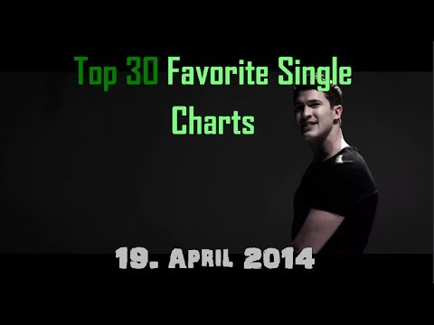 Top 30 Favorite Single Charts April 2014 - 19. April 2014