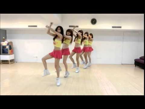 【 Demo】The Little Apple 小蘋果 Cover Dance