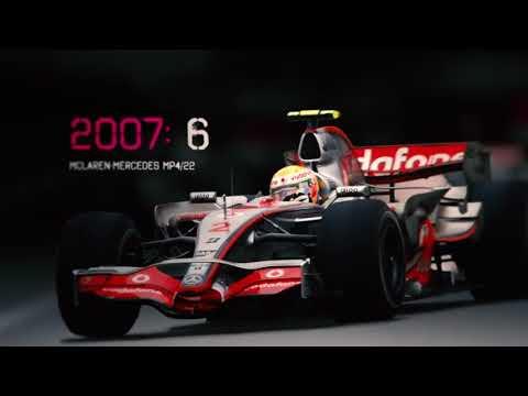 Lewis Hamilton makes history