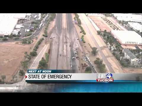 Headlines: Arizona flooding