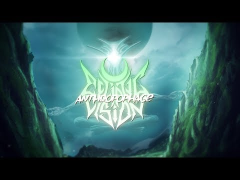 ECLIPTIC VISION - ANTHROPOPHAGE [OFFICIAL LYRIC VIDEO] (2019) SW EXCLUSIVE