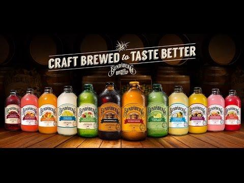 Bundaberg Craft Soda Review / Summer Sangria