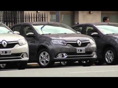Renault снижает цены на Logan