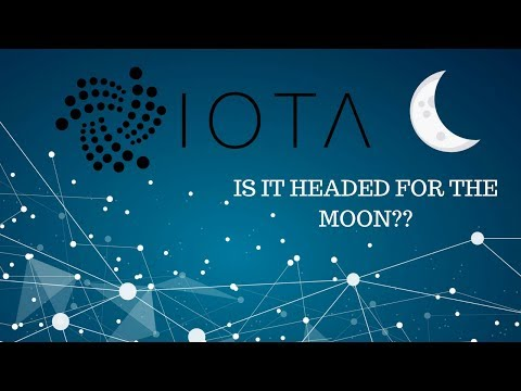 WHAT'S GOING ON WITH IOTA?