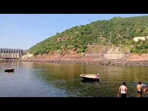 beauty of srisailam dam by bike ride 1 hd