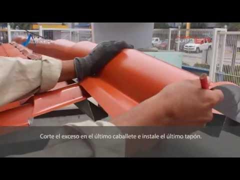 Cómo Instalar Lámina Euroteja® de Grupo ALUCOM