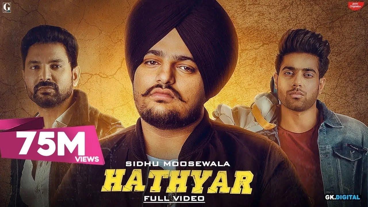 Download Hathyar : Sidhu Moose Wala (Full Video) Guri   Kartar Chema   Latest Punjabi Songs 2019