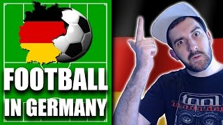 5 FASCINATING FACTS ABOUT GERMAN FOOTBALL / SOCCER IN GERMANY! ⚽ | VlogDave