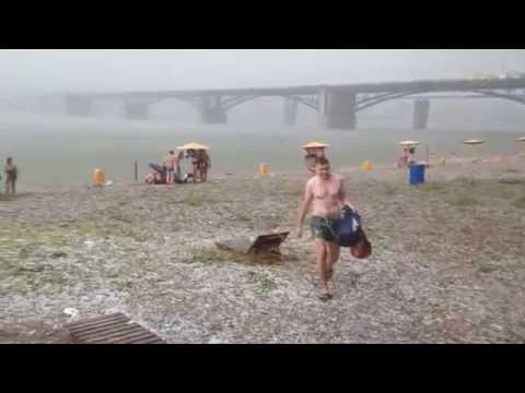 Thumbnail: Maybe The Strongest Hail Ever happened in Russia!!
