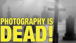Photography Is Dead! Pop Photo / American Photo Out Of Business!