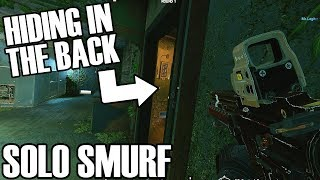 Solo Smurf: Wasting The Enemies' Time - Rainbow Six Siege (White Noise)