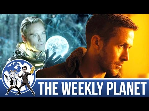 The Bad Alien Films & Blade Runner 2049 - The Weekly Planet Podcast