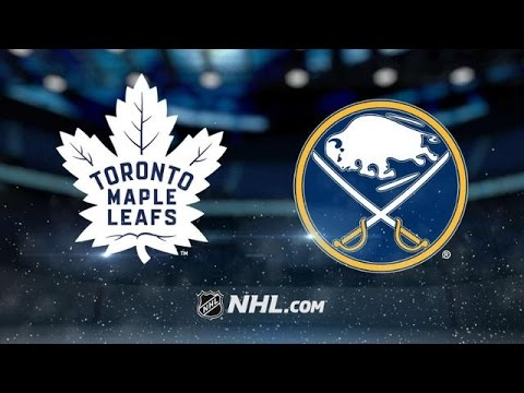 Toronto Maple Leafs vs Buffalo Sabres NHL Game Recap