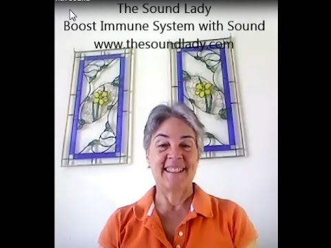 Boost Immune System With Sound