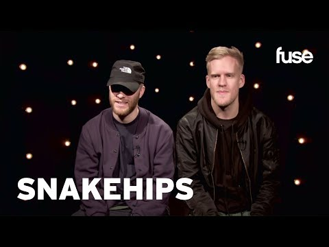 Snakehips On MØ Collaboration and The Meaning Behind Don't Leave