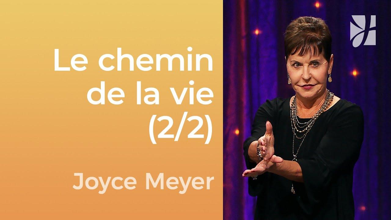 Le danger dans le chemin sans douleur (2/2) - Joyce Meyer - Gérer mes émotions