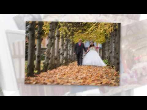 Wedding at Knebworth Barns