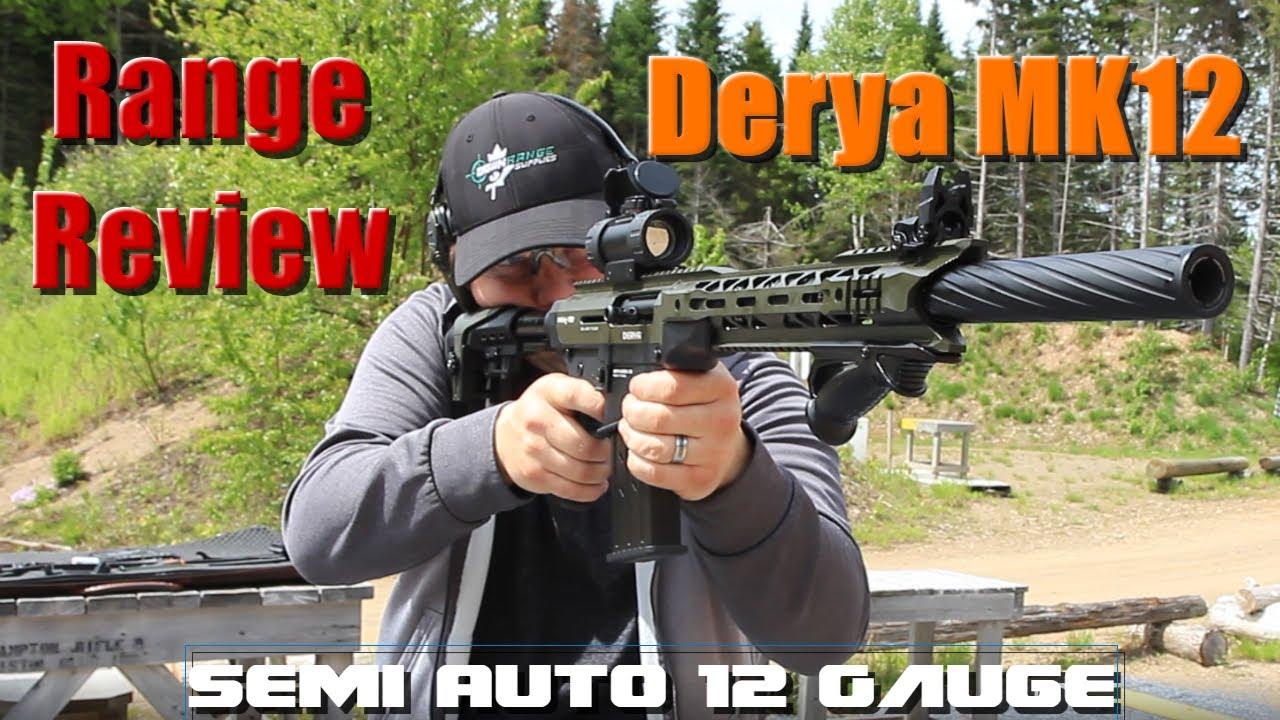 Derya MK12 Range Review