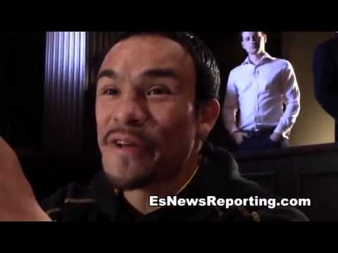 marquez breaks down his KO over manny pacquiao - EsNews