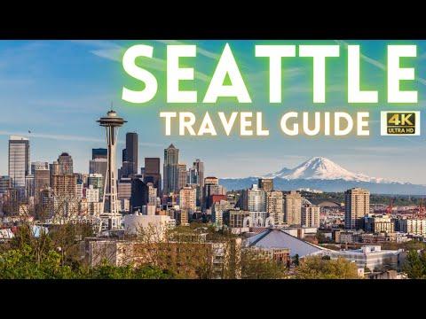 Seattle Washington Travel Guide 2021