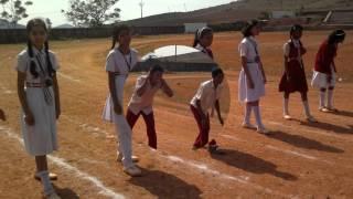 Annual Sports 2012 SVB Vidyapith,Koraput