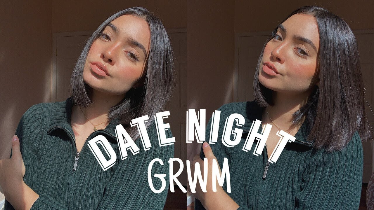 Grwm Date – Grwm for a very special date 1 hour date night transformation / grwm.