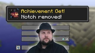 Minecraft Removes All References To Notch