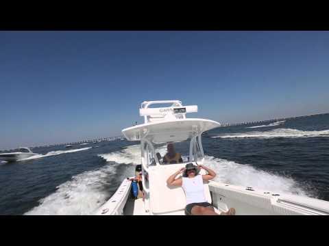 Poker Run 2015 Paul's Boat Part 1