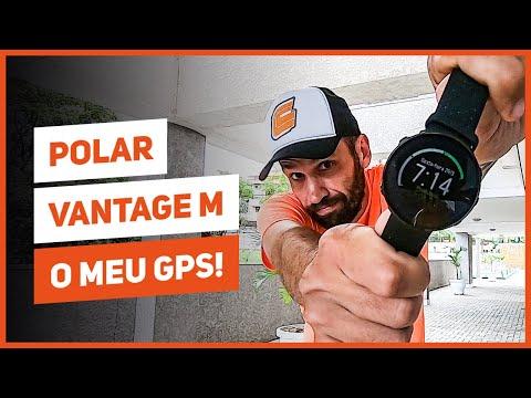 Polar Vantage M. O Meu GPS!