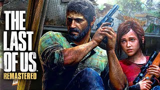 The Last Of Us Remastered All Cutscenes [1080p HD]